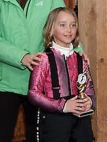 Klaus' Midget Slalom race and awards at Gunstock Wednesday, March 2, 2011.
