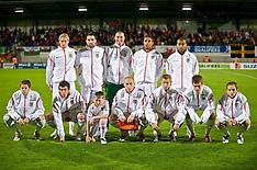 091014 Liechtenstein v Wales