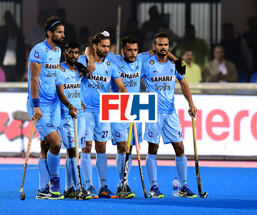 Odisha Men's Hockey World League Final Bhubaneswar 2017<br /> Match id:13<br /> Belgium v India<br /> Foto: Shoot Out<br /> <br /> COPYRIGHT WORLDSPORTPICS FRANK UIJLENBROEK