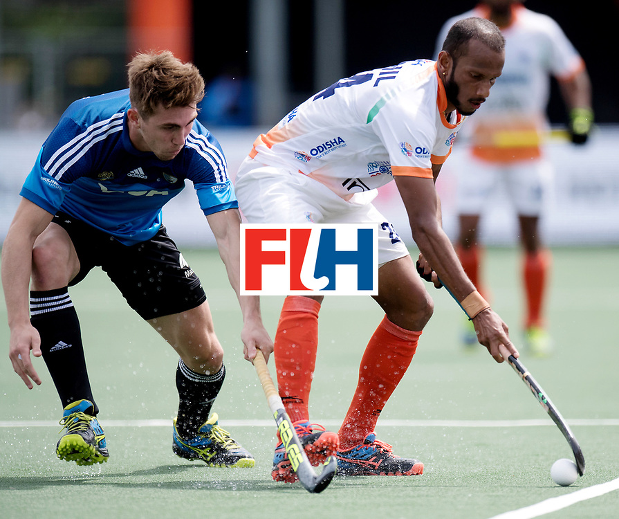 BREDA - Rabobank Hockey Champions Trophy<br /> India - Argentina<br /> Photo: SOWMARPET Sunil.<br /> COPYRIGHT WORLDSPORTPICS FRANK UIJLENBROEK