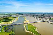 Waal Nijmegen en Lent