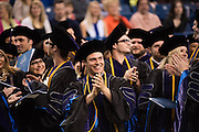 Law Commencement Ceremony at McCarthey Athletic Center. (Gonzaga photo)