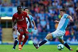BLACKBURN, ENGLAND - Thursday, July 19, 2018: Liverpool's Rafael Camacho during a preseason friendly match between Blackburn Rovers FC and Liverpool FC at Ewood Park. (Pic by Paul Greenwood/Propaganda)