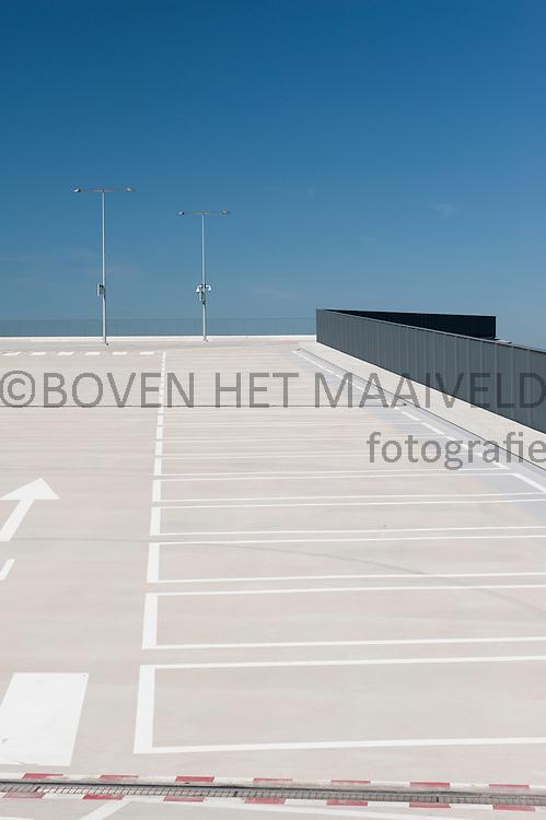 P+R De Uithof