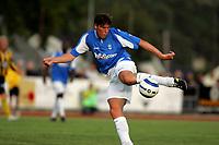 Fotball, treningskamp, Egersund, Norway,<br /> EIK - Birmingham City FC , (2-0),<br /> Darren Anderton,<br /> Foto: Sigbjørn Andreas Hofsmo, Digitalsport