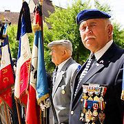 Hommage au Grand Officier Loustau