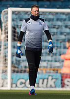 Football - 2016 / 2017 FA Cup - Fifth Round: Millwall vs. Leicester City <br /> <br /> Ben Hamer of Leicester City during pre match warm up at The Den<br /> <br /> COLORSPORT/DANIEL BEARHAM