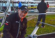 Sydney, Australia. Sydney International Rowing Regatta. held at the Sydney International Rowing Centre, Penrith Lakes, NSW.   Neil DONALDSON, Head Coach, NZL Sweep Oar Program. Tuesday   19/03/2013 [Mandatory Credit. Karon Phillips/Intersport Images]..