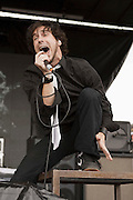 10 Years performs at Projekt Revolution at the Verizon Wireless Ampitheater in Saint Louis, MO on August 21, 2008.