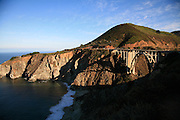 Bixby Bridge, Big Sur, California<br />