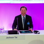 NLD/Amsterdam/20150512 - Aandeelhoudersvergadering (AVA) van Royal Philips 2016, Jackson Tai