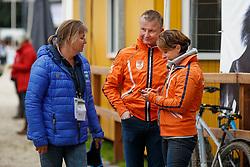 Van Zon Jantien, Enzerink Edwin, NED, Hoy Bettina, GER<br /> CCI 3* Boekelo 2017<br /> © Dirk Caremans<br /> 08/10/2017