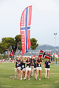 Opening Team Norway<br /> European Championships Dressage 2016<br /> © DigiShotsOpening Team Norway<br /> European Championships Dressage 2016<br /> © DigiShots