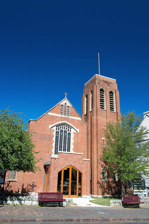 St Hilda's Anglican Church at Katoomba, Australia