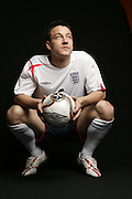 John Terry portrait session, London , England