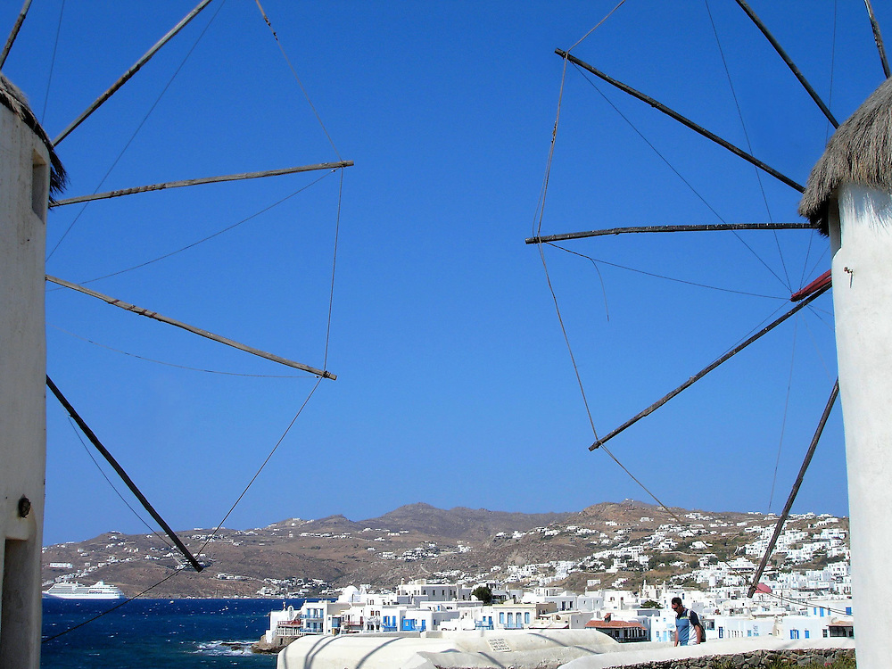 Myths and Legends of Mykonos, Greece <br /> It seems everyplace in Greece is rooted in ancient mythology and Mykonos is no exception. According to legend, this was the location of the epic battle between the Titans and Zeus, the king of gods and the ruler of Mount Olympus. The island was formed by the corpses of invincible giants who were slayed by Zeus&rsquo; favorite son, Hercules. The namesake of the island is Mykons.  He was the first ruler and the son of Apollo.