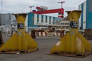 Saint Nazaire, 23/10/2014: STX Cantieri Navali - Shipyard.<br /> &copy; Andrea Sabbadini