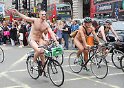 Naked Bike Ride<br />