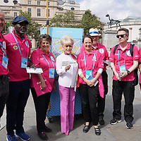 Dame Barbara Windsor DBE Join Mayor's Team London Ambassadors - London is Open