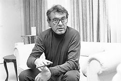 "January 1, 1970 - MILOS FORMAN wurde am 18. Februar 1932 in C‡slav geboren. Bis zur Niederschlagung des Prager Frühlings gehörte Forman zu den wichtigsten tschechischen Regisseuren, danach emigrierte er in die USA. Forman ist ein Meister des anspruchsvollen Unterhaltungskinos und erhielt für fünf Oscars für seinen Film Einer flog übers Kuckucksnest (1975) und acht Oscars für seine Mozartbiografie Amadeus (1984). rights=ED !AUFNAHMEDATUM GESCHÃ""TZT! Copyright: KPA UnitedArchives00644437....Milos Forman was at 18 February 1932 in  born until to Repression the Prague Spring belonged Forman to the most important Czech Directors thereafter emigrated he in the USA Forman is a Master the discerning   and received for five Oscars for his Film a flew transl Cuckoou0026#39;s nest 1975 and eight Oscars for his  Amadeus 1984 rights=ED date estimated Copyright KPA UnitedArchives00644437 (Credit Image: © Imago via ZUMA Press)"