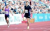 Friidrett ,  11. juni 2015 , Diamond League , Bislett Games , Oslo<br />  Atheltics<br /> 200 m <br /> Christophe Lemaitre , FRA<br /> Richard Kilty , RSA