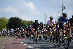Annette Edmondson at Boels Rental Ladies Tour Stage 4 a 121.4 km road race from Gennep to Weert, Netherlands on September 1, 2017. (Photo by Sean Robinson/Velofocus)