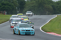 #73 Matthew SANDERS BMW M3 E46  during CSCC RSV Graphics New Millennium and CSCC Motosport School Turbo Tin Tops as part of the CSCC Oulton Park Cheshire Challenge Race Meeting at Oulton Park, Little Budworth, Cheshire, United Kingdom. June 02 2018. World Copyright Peter Taylor/PSP.