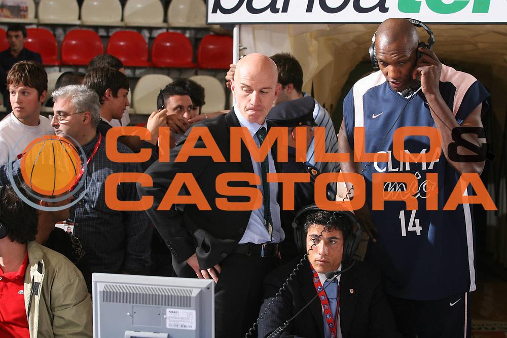 DESCRIZIONE : Teramo Lega A1 2006-07 Siviglia Wear Teramo Climamio Fortitudo Bologna <br /> GIOCATORE : Gay <br /> SQUADRA : Climamio Fortitudo Bologna <br /> EVENTO : Campionato Lega A1 2006-2007 <br /> GARA : Siviglia Wear Teramo Climamio Fortitudo Bologna <br /> DATA : 22/04/2007 <br /> CATEGORIA : Ritratto <br /> SPORT : Pallacanestro <br /> AUTORE : Agenzia Ciamillo-Castoria/G.Ciamillo
