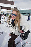 ANUNCIATA LIECHENSTEIN;   Children and Adult ski race in aid of the Knights of Malta,  Furtschellas. St. Moritz, Switzerland. 23 January 2009 *** Local Caption *** -DO NOT ARCHIVE-© Copyright Photograph by Dafydd Jones. 248 Clapham Rd. London SW9 0PZ. Tel 0207 820 0771. www.dafjones.com.<br /> ANUNCIATA LIECHENSTEIN;   Children and Adult ski race in aid of the Knights of Malta,  Furtschellas. St. Moritz, Switzerland. 23 January 2009