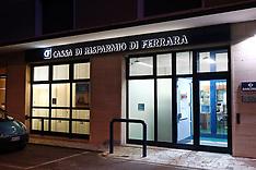 20170119 FILIALE BANCA CASSA DI RISPARMIO CARIFE VOGHIERA