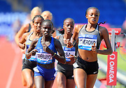 Vivian Cheruiyot (KEN) wins the women's 5,000m in 15:12.79 during IAAF Birmingham Diamond League meeting at Alexander Stadium on Sunday, June 5, 2016, in Birmingham, United Kingdom.Cheruiyot won in 15:12.79 and Cherono was second in 15:12.85. Photo by Jiro Mochizuki