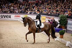 Oatley Kristy, AUS, Du Soleil<br /> FEI World Cup Dressage Grand Prix Freestyle<br /> FEI World Cup Neumünster - VR Classics 2017<br /> © Hippo Foto - Stefan Lafrentz