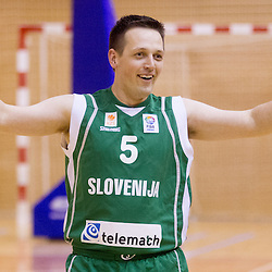 20130313: SLO, Basketball - Match between sports journalists and Basketball federation of Slovenia