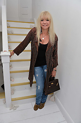 JO WOOD at the Man Repeller x Liudmila Pre Spring '17 Preview held at 19 Greek Street, Soho, London on 1st June 2016.