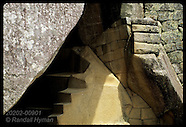09: MACHU PICCHU TOMB, STEPS, WATER