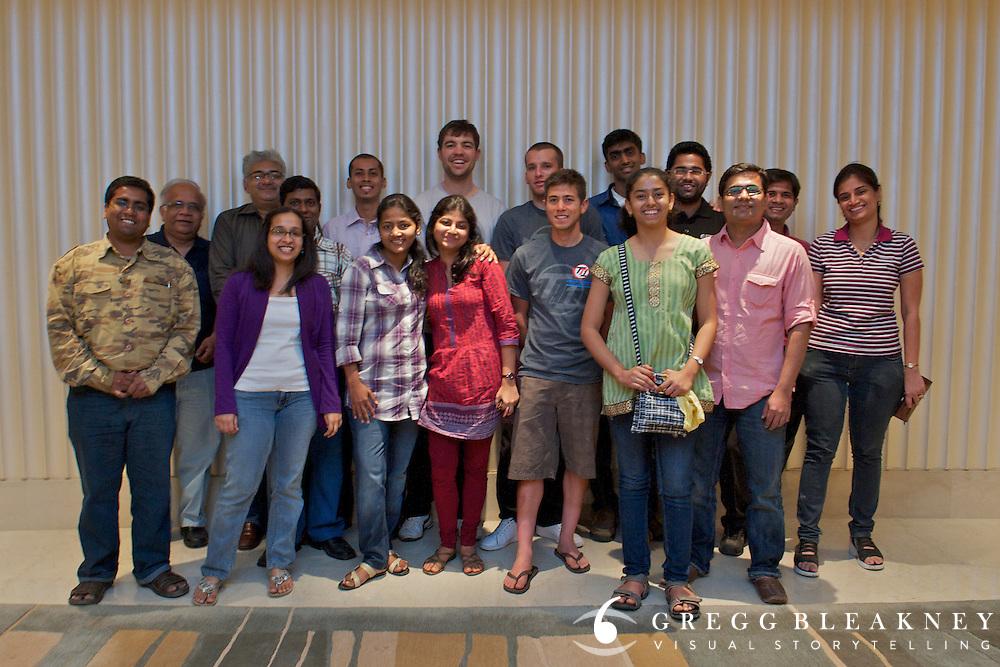Team Type 1 Meeting with local Indian Diabetics - Mumbai