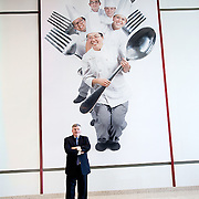 Dr Tim Ryan, President Culinary Institute of America Portraits of top chefs, renowned restaurants, tastes and nightlife in New York City
