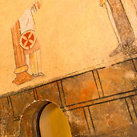 Alberto Carrera, Romanesque Church of Vera Cruz, Church of the Holy Sepulchre, Segovia, UNESCO World Heritage Site, Castilla y Le&oacute;n, Spain, Europe.<br /> <br /> EDITORIAL USE ONLY