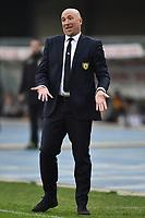 Rolando Maran Chievo <br /> Verona 06-11-2016 Stadio Bentegodi <br /> Football Calcio Serie A 2016/2017 Chievo - Juventus Foto Andrea Staccioli / Insidefoto