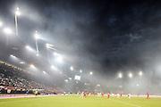 25.07.2016; Zuerich; Fussball Challenge League - FC Zuerich - FC Winterthur;<br />Stadion Letzigrund Uebersicht Licht <br />(Andy Mueller/freshfocus)