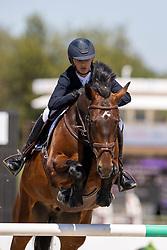 Van Den Branden Yari, BEL, Gerard<br /> Belgisch Kampioenschap Jeugd Azelhof - Lier 2020<br /> <br /> © Hippo Foto - Dirk Caremans<br /> 30/07/2020