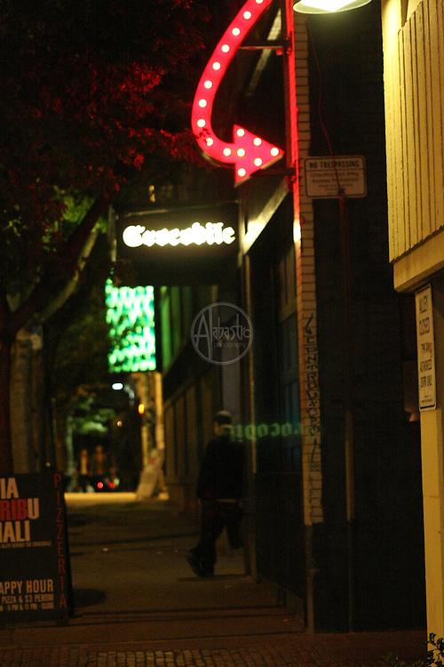 Battle for Seattle  - Dow Constantine, Mike McGinn, and Pete Holmes at Crocodile Lounge in Belltown
