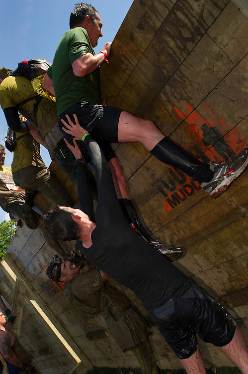 Tough Mudder - May 2012 - Northamptonshire