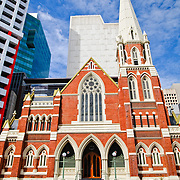 Albert Street Uniting Church on Albert Street, Brisbane