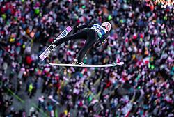 23.02.2019, Bergiselschanze, Innsbruck, AUT, FIS Weltmeisterschaften Ski Nordisch, Seefeld 2019, Skisprung, Herren, im Bild Dawid Kubacki (POL) // Dawid Kubacki of Poland during the men's Skijumping HS130 competition of FIS Nordic Ski World Championships 2019. Bergiselschanze in Innsbruck, Austria on 2019/02/23. EXPA Pictures © 2019, PhotoCredit: EXPA/ JFK