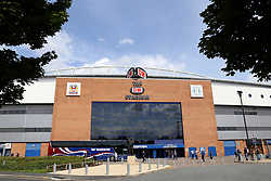 A general view of the DW Stadium - Mandatory by-line: Matt McNulty/JMP - 13/08/2017 - FOOTBALL - DW Stadium - Wigan, England - Wigan Athletic v Bury - Sky Bet League One