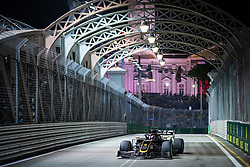 September 20, 2019, Singapore, Singapore: Motorsports: FIA Formula One World Championship 2019, Grand Prix of Singapore, .#8 Romain Grosjean (FRA, Rich Energy Haas F1 Team) (Credit Image: © Hoch Zwei via ZUMA Wire)