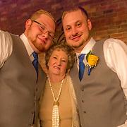 Carolyn Chase wedding II