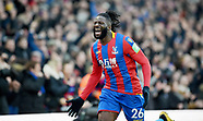 Crystal Palace v Burnley 13/01/2018