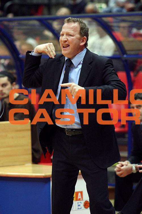 DESCRIZIONE : Livorno Lega A2 2007-08 TDShop.it Livorno Prima Veroli<br /> GIOCATORE : Coach Gresta Luigi<br /> SQUADRA : Prima Veroli<br /> EVENTO : Campionato Lega A2 2007-2008<br /> GARA : TDShop.it Livorno Prima Veroli<br /> DATA : 30/03/2008<br /> CATEGORIA : <br /> SPORT : Pallacanestro<br /> AUTORE : Agenzia Ciamillo-Castoria/Stefano D'Errico